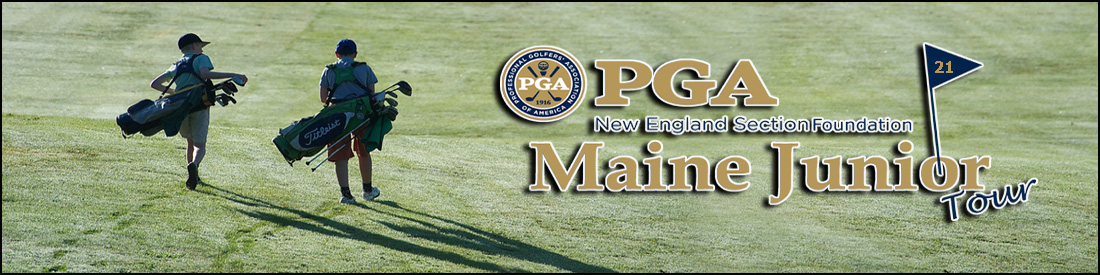 Maine Junior Tour Banner